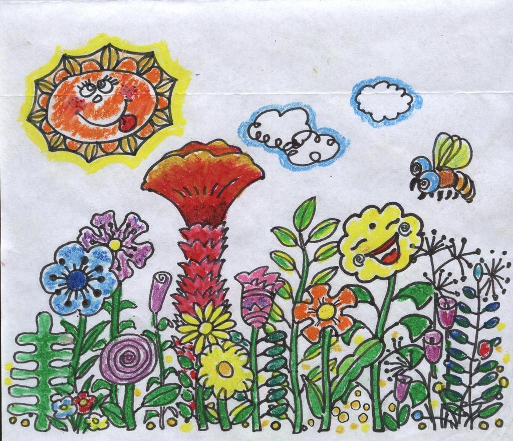 二 学习内容:       1,蜡笔画; 三 报名条件     儿童年龄:中班到小学